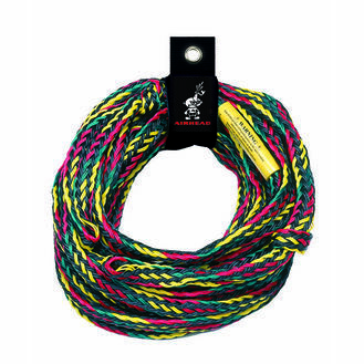 Airhead 4 Rider Tube Rope, 60ft