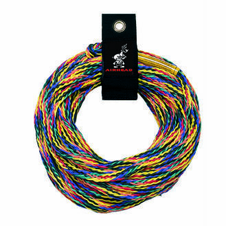 Airhead 2 Rider Tube Tow Rope, 60ft