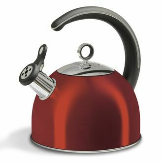 Morphy Richards Accents Kettle 2.5L Red