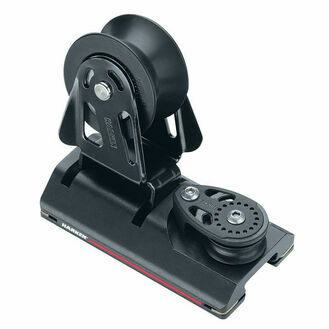 Harken 27 mm Adjusterustable CB Car Sheave, 2:1