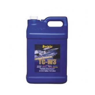 Star brite Super Premium 2-Cycle Engine Oil TC-W3 2.5