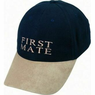 First Mate - Nauticalia Sailing Cap