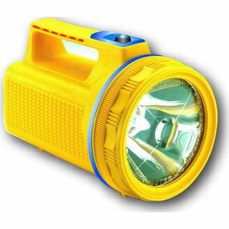Ocean Safety Uni-Lite Budget Lantern Torch - Yellow (UK47)