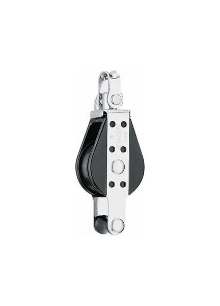 Harken 38 mm Big Bullet Block Swivel, Becket