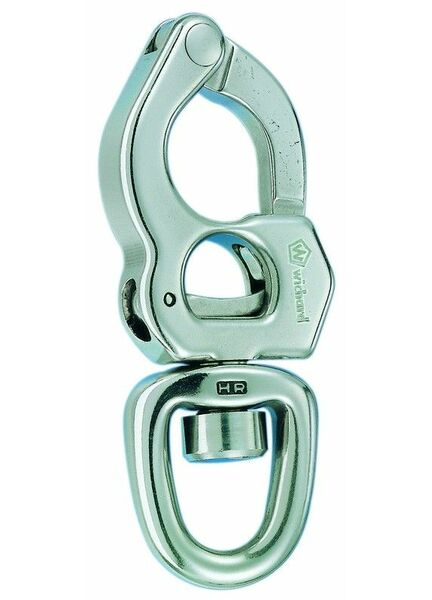 Wichard 125mm Titanium Trigger Snap Shackle