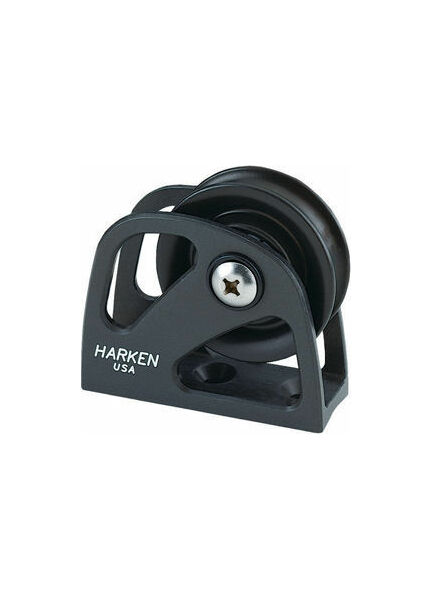 Harken 57 mm Aluminum Mastbase Block