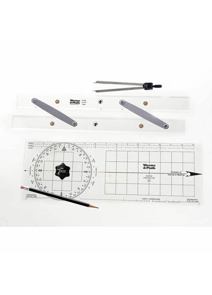 Weems & Plath Basic Chart Plotting Navigation Kit